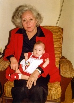 Margaret BRESNAHAN Hartman with granddaughter, Jennifer Lynn HARTMAN