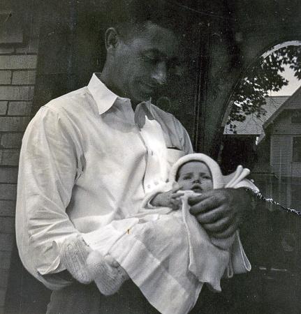 Eddie O'BRIEN, Joanne's Baptism