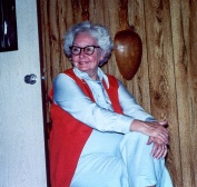 Margaret BRESNHAHAN Hartman B18 Aug 1920 - D25 Jan 2014